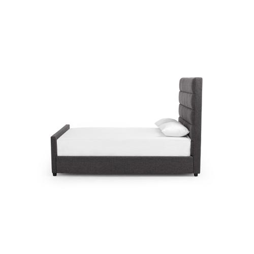 King Size San Remo Ash Cover Daphne Bed