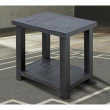 See Details - DURANGO Chairside Table