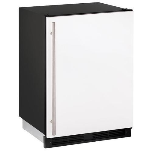 "24"" Refrigerator/ice Maker With White Solid Finish, No (115 V/60 Hz Volts /60 Hz Hz)"
