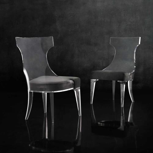Tahlia Acrylic Dining Chair