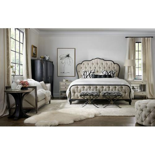 Bedroom Sanctuary Collette 6/0-6/6 Footboard