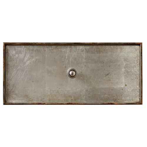 Hooker Furniture - Arabella Mirrored Three-Drawer Nightstand