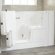 Premium Series 32x52-inch Walk-In Soaking Tub with Outswing Door  American Standard - White