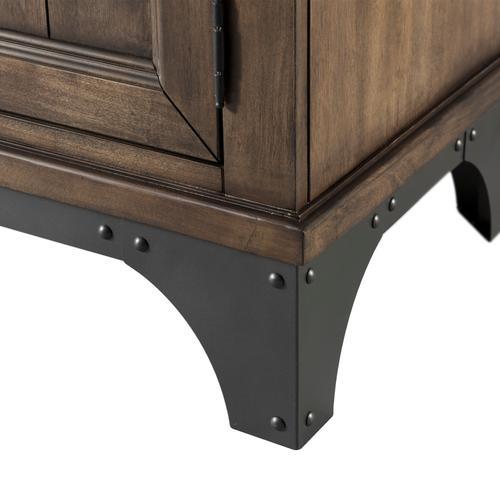 Intercon Furniture - Whiskey River Sofa Table