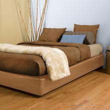 See Details - Full Boxspring Cover Avanti Bronze (Cover Only)