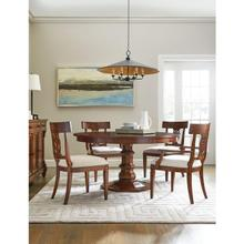 """Old Town 60"""" Round Dining Table - 60"""