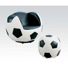View Product - 2pc Pk Soccer Chair & Ottoman