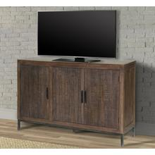 See Details - CROSSINGS MOROCCO 57 in. TV Console