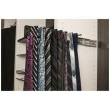 """See Details - 14"""" Tie Rack"""