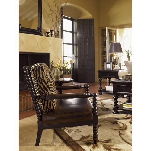 Maarten Leather Chair
