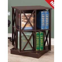 Swivel Bookcase