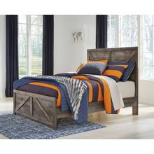 See Details - Full Size Panel Bed