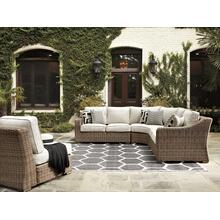 Beachcroft 5 Piece Patio Set Beige