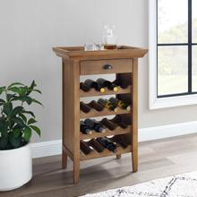 Wine Cabinet - Brown