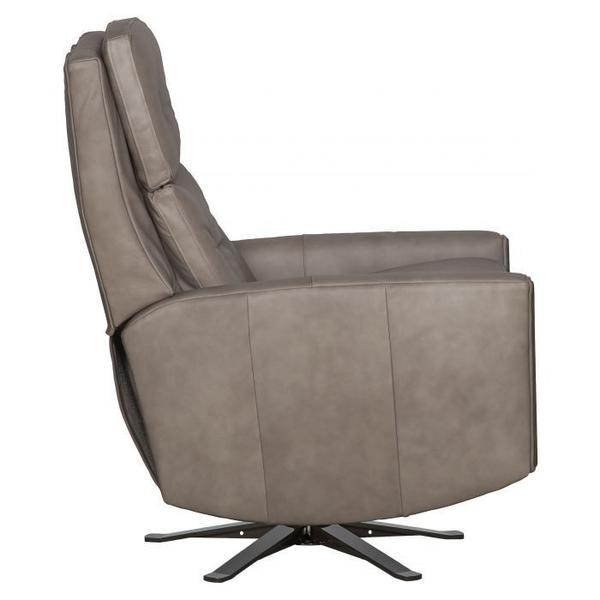 See Details - Loft Power Swivel Recline with Five Prong Base