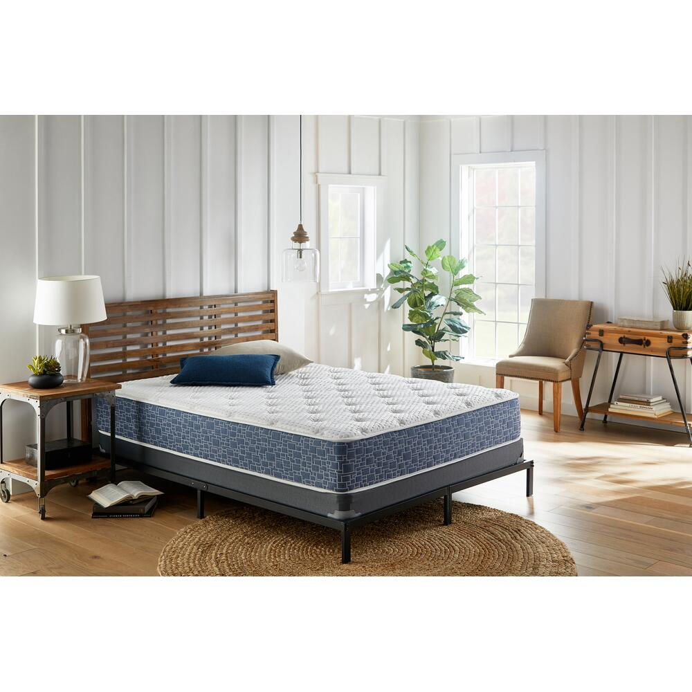"American Bedding 8"" Firm Tight Top Mattress in Box, Queen"