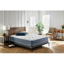 American Bedding 8-inch Firm Tight Top Mattress in Box, Queen