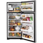GE ENERGY STAR® 17.5 Cu. Ft. Top-Freezer Refrigerator