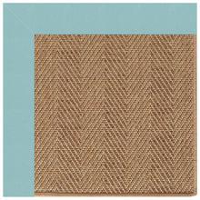 "View Product - Islamorada-Herringbone Canvas Aquatic - Rectangle - 24"" x 36"""
