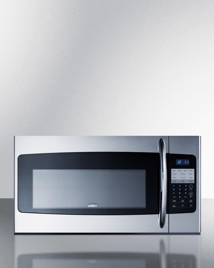 """Summit30"""" Wide Over-The-Range Microwave"""
