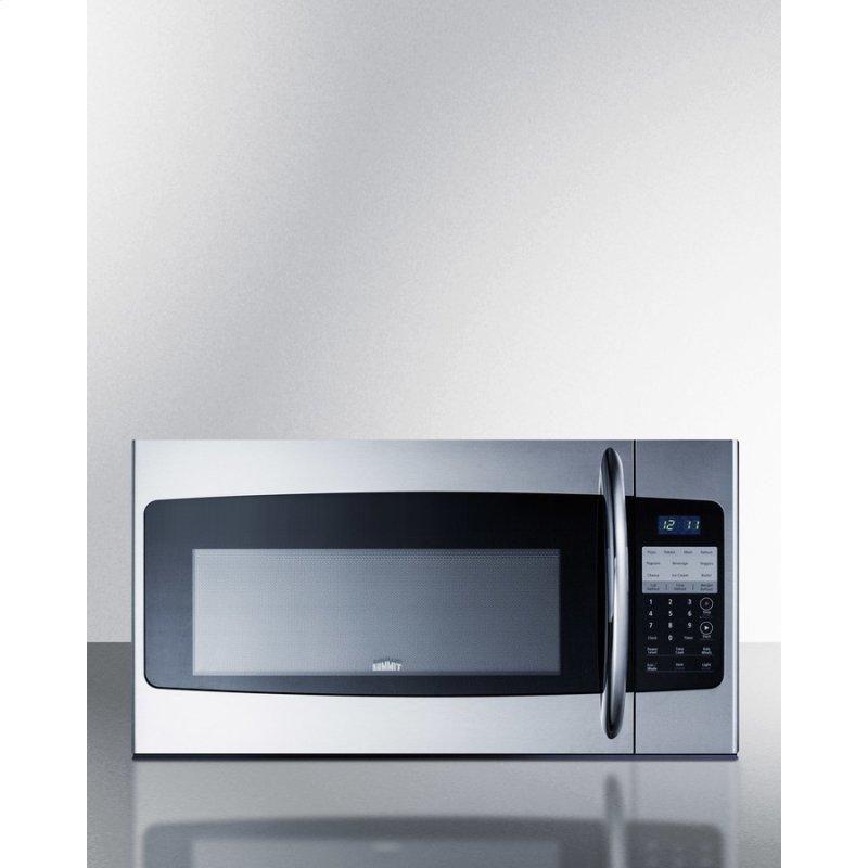 """30"""" Wide Over-the-range Microwave"""