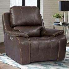 View Product - POTTER - WALNUT Power Recliner
