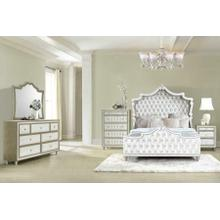Eastern King Bed 4 PC Set