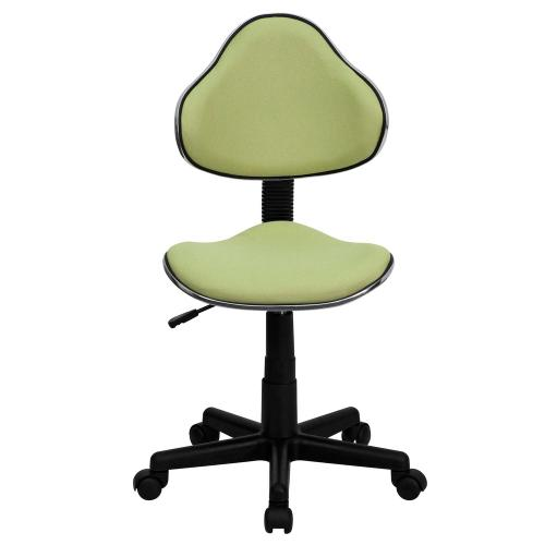 Avocado Fabric Ergonomic Swivel Task Chair