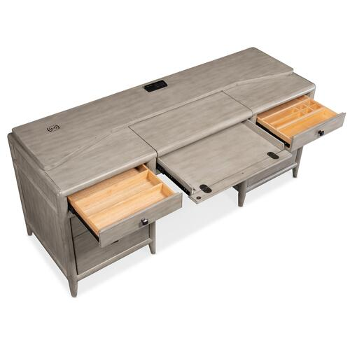 Hooker Furniture - Burnham Computer Credenza