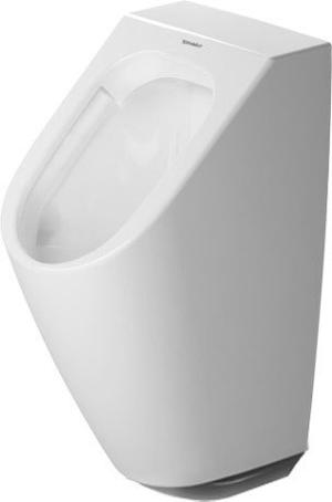 White Me By Starck Urinal Duravit Rimless® Product Image
