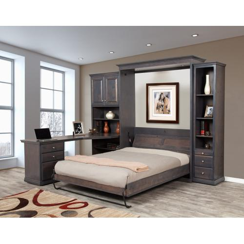 RC6890-Q Rochester Piston Murphy Bed