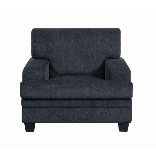 Stewart Casual Grey Chair