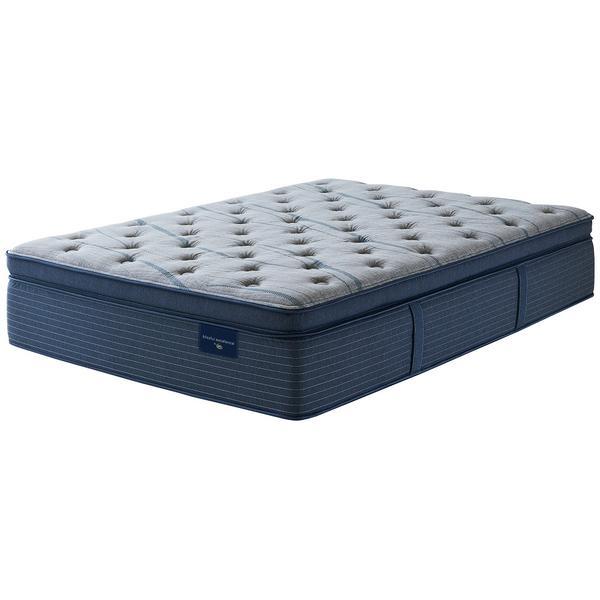 See Details - Blissful Excellence - Luna Vista - Plush - Pillow Top - Queen