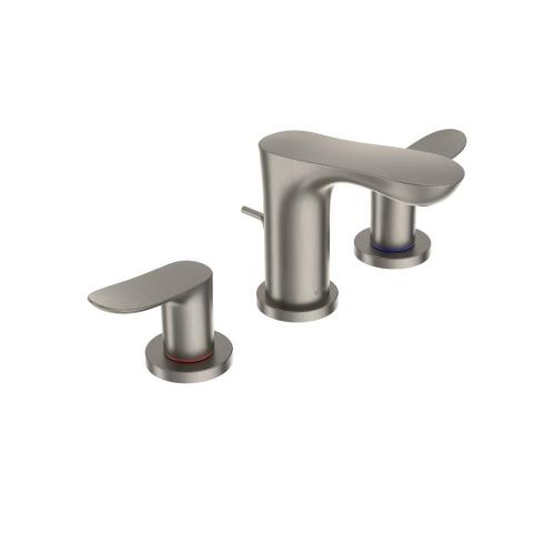GO Widespread Faucet - 1.2 GPM - Brushed Nickel