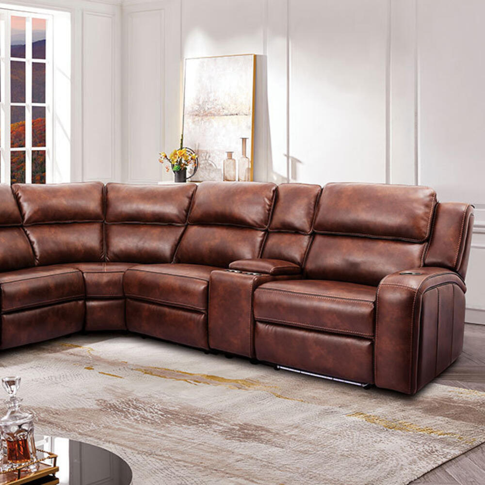 Callie Power Sectional