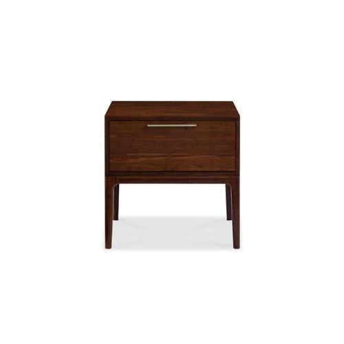 Greenington Fine Bamboo Furniture - Mercury Nightstand, Exotic
