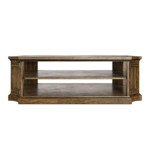 Thoroughbred Grand Cocktail Table Rectangular - Toast