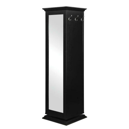 Gallery - Casual Black Accent Cabinet