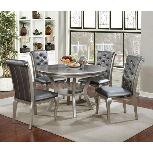 Amina Round Dining Table