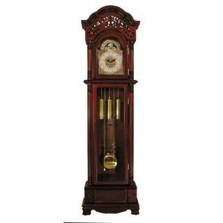 ACME Plainville Grandfather Clock - 01430 - Cherry