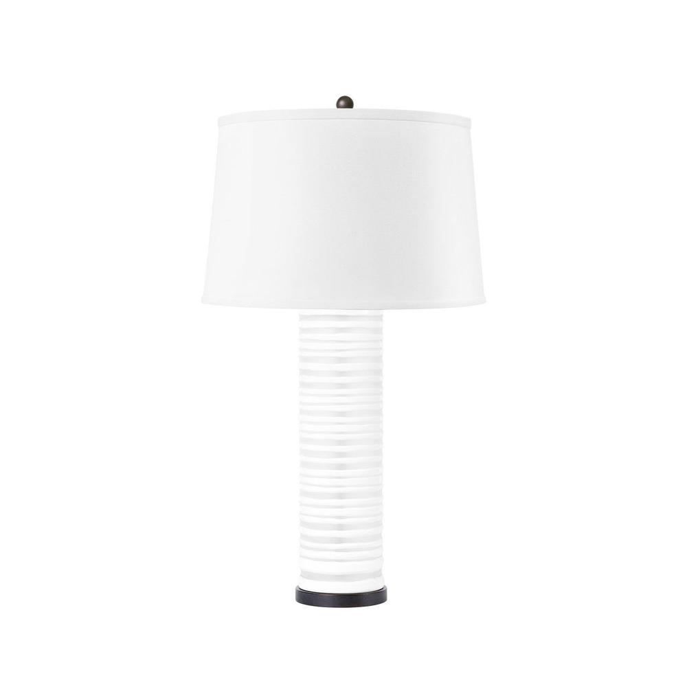 Echelon Lamp, White