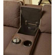 ACME Kelliava Modular - Console (USB) - 54252 - Chocolate Fabric