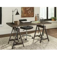 Product Image - Deponte Weathered Gunmetal Adjustable Writing Desk