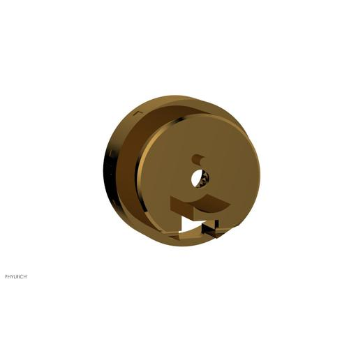 Replacement Handle for Temperature Control - P20014 - French Brass