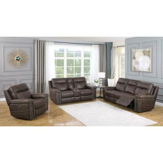 Wixom 3 Piece Living Room Set