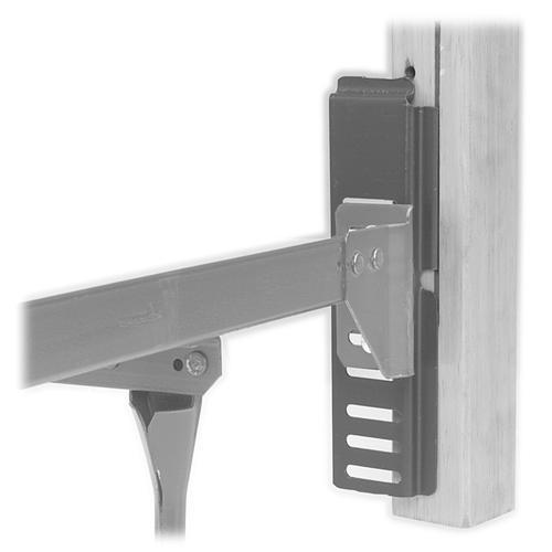 Leggett and Platt - Bed Frame Conversion Adapter Hook for Bolt-On to Hook-On Brackets, 2-Pack