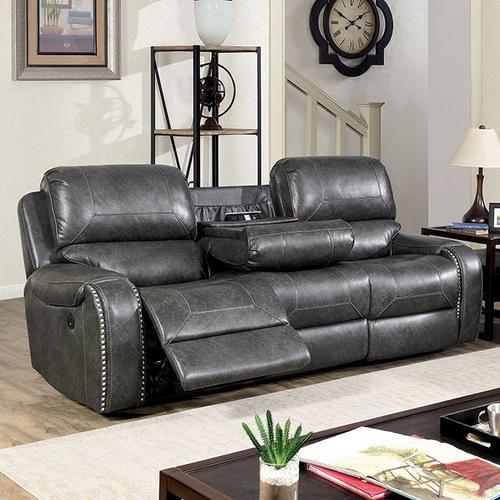Walter Power Sofa