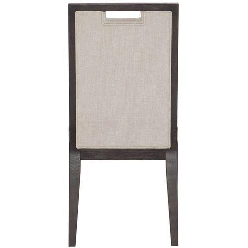 Decorage Side Chair in Cerused Mink (380)