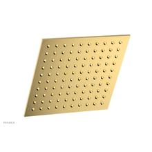 "8"" X 8"" Square Shower Head 3-333 - Satin Gold"