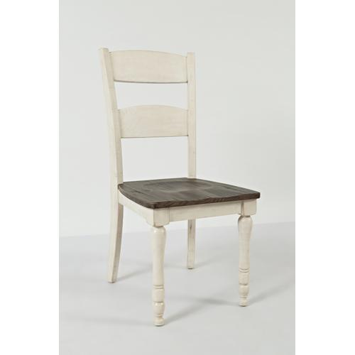 Madison County Ladderback Chair (2/ctn)